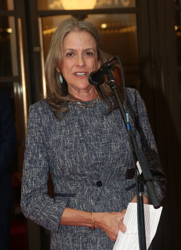 Executive Director of the New York State Council on the Arts Mara Manus  Photo