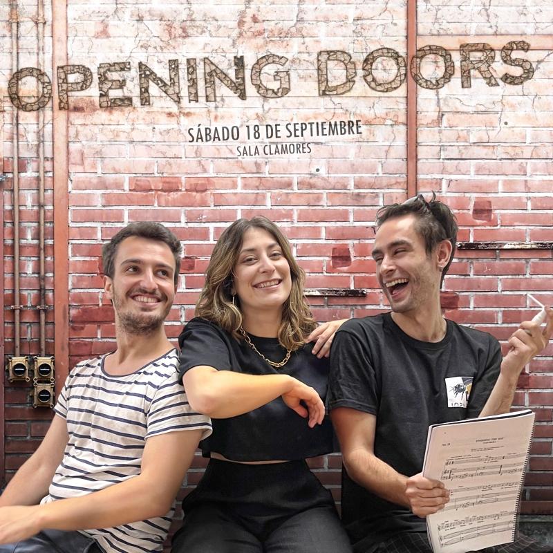 Regresa a Madrid OPENING DOORS, un homenaje a los musicales de Sodheim