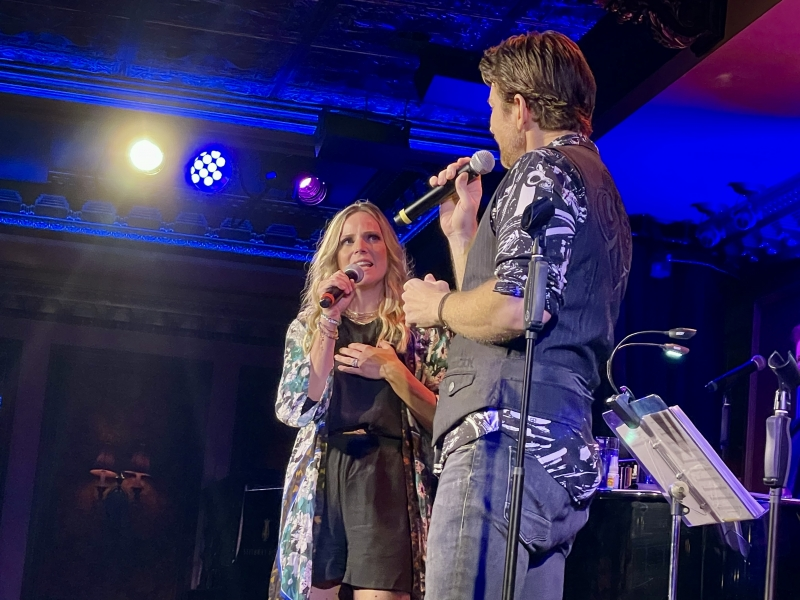 BWW Review: ORFEH & ANDY KARL: LEGALLY BOUND is Out of This World at 54 Below