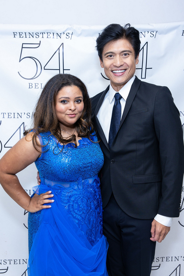 Brynn Williams and Paolo Montalban Photo
