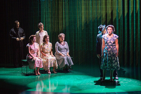 Photos: First Look at THE GARDENS OF ANUNCIA World Premiere, Starring Andréa Burns, Mary Testa, Eden Espinosa and More!