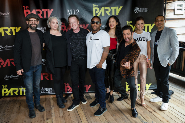 Photos: Hollywood Records Pop Band THE PARTY Bring MMC Fans Together After 30 Years