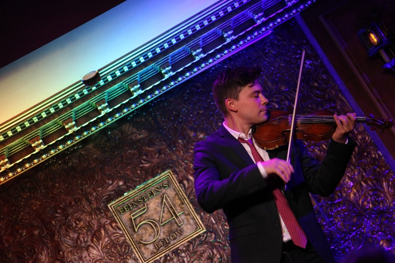 Photos: Edmund Bagnell Celebrates That HAPPY DAYS ARE HERE AGAIN at Feinstein's/54 Below