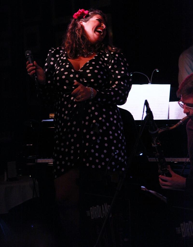 BWW Review: Big Smiles As Big Band Returns To Birdland