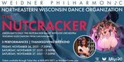 NEWDO's The Nutcracker Comes to the Weidner Center This Thanksgiving Photo