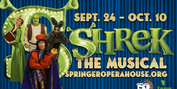 Springer Opera House Returns To Indoor Theatre With SHREK THE MUSICAL Photo
