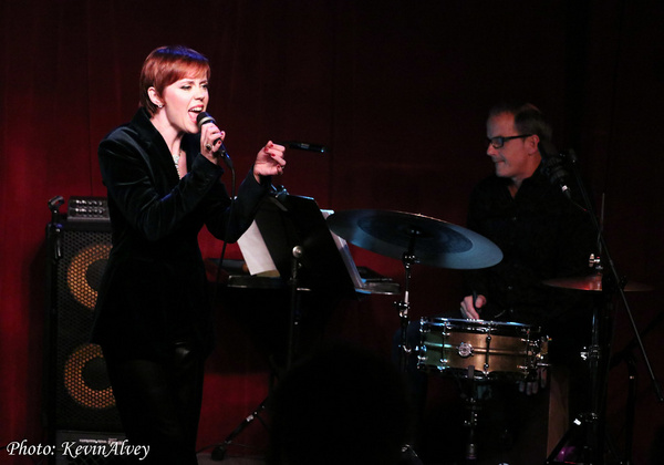 Photos: Carole J. Bufford Returns to the Birdland Stage with POETS AND PICKERS