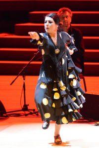 BWW Review: FESTIVE, FASCINATING FLAMENCO AL FRESCO at The Fountain Theatre