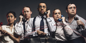 BWW Review: OPERATION MINCEMEAT, Southwark Playhouse Photo