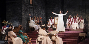 BWW Review: THE AMEN CORNER at Shakespeare Theater Company Returns with Fervor to Sidney H Photo