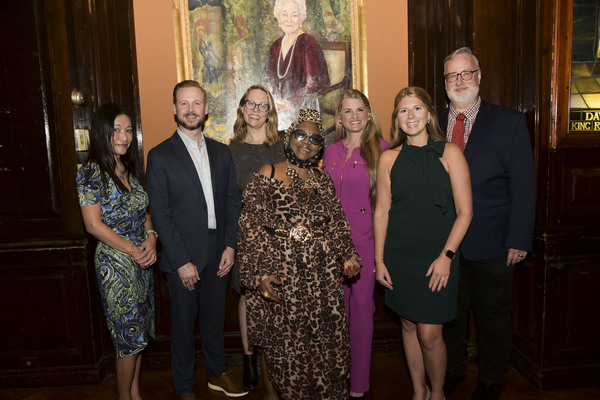 Photos: Meet The 2021 Drama League Directing Fellows! Professionals Week Kick-Off at The Players Club