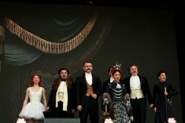 Photos: LES MISERABLES, FROZEN, WICKED, and More at WEST END LIVE 2021