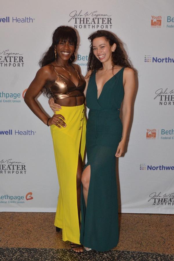 Alysha Morgan and Alia Munsch Photo