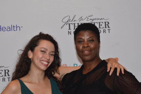 Alia Munsch and Deidre Goodwin Photo