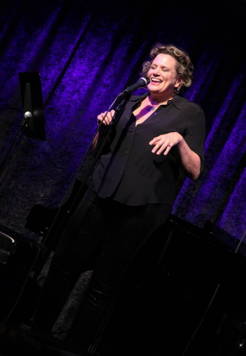 BWW Review: Cady Huffman & Mary Ann McSweeney IT WAS A VERY GOOD YEAR at Birdland Theater Was A Very Good Start