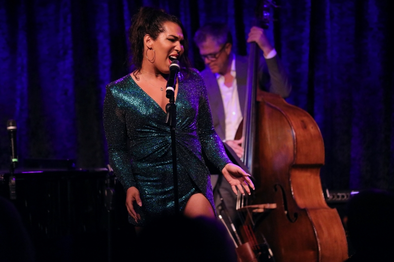 Photo Flash: September 14th THE LINEUP WITH SUSIE MOSHER at Birdland Theater As Seen Through The Stewart Green Lens