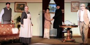 BWW Review: Luck would have it with 3rd Act's THE RED LAMP Photo
