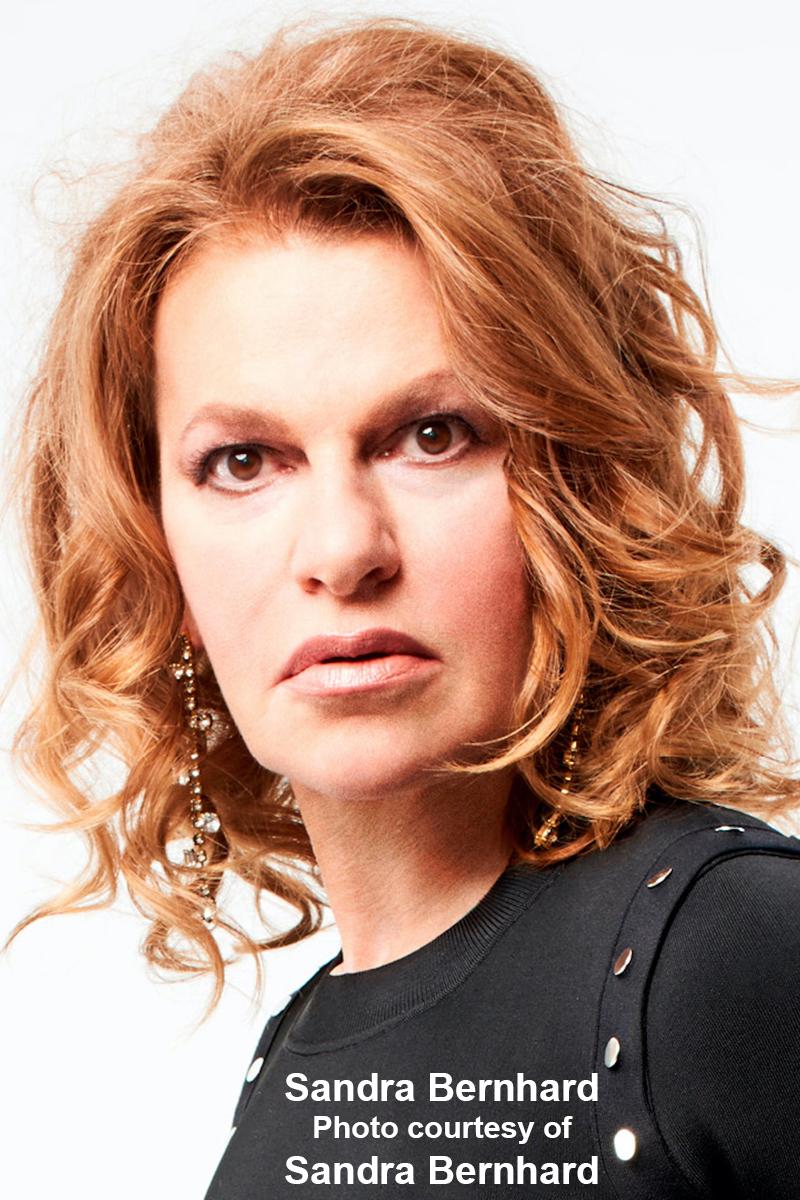 BWW Interview: Sandra Bernhard Always Truthful In Her DECADEs OF MADNESS & MAYHEM