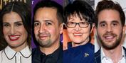 Lin-Manuel Miranda, Idina Menzel, Ben Platt, Chita Rivera & More Will Take the Stage at Th Photo