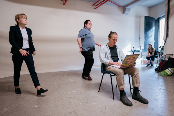 Photos: Go Inside Rehearsals for PENETRATION at The Cockpit