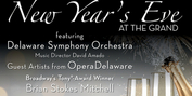 Brian Stokes Mitchell, the Delaware Symphony Orchestra & More to Take Part in New Year's E Photo