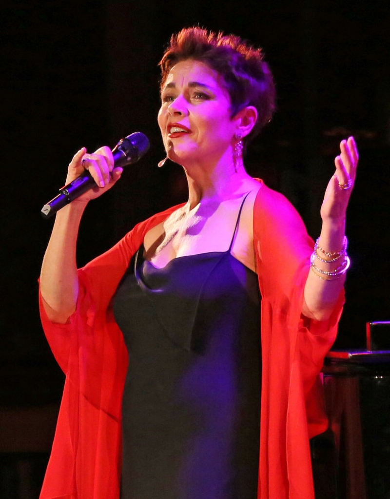 BWW Interview: Christine Andreas of AND SO IT GOES at 54 Below Talks About the 'Bigness' of Life and her Extraordinary Career