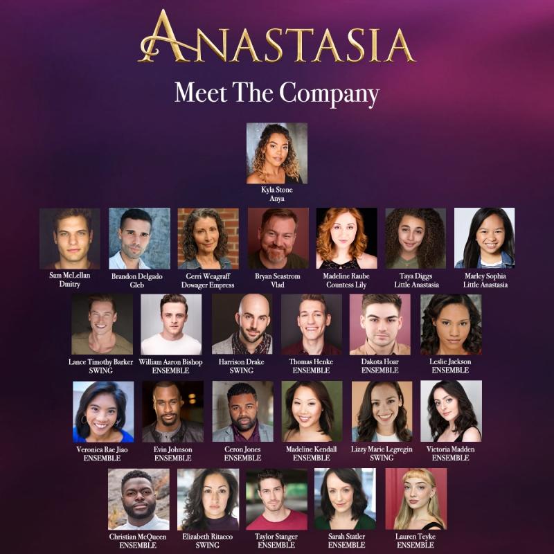 Anastasia (Non-Eq)