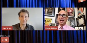 Fran Kranz Talks MASS on Backstage LIVE with Richard Ridge- Watch Now! Video
