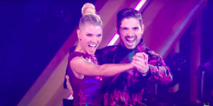 Watch Amanda Kloots' First DANCING WITH THE STARS Performance Video