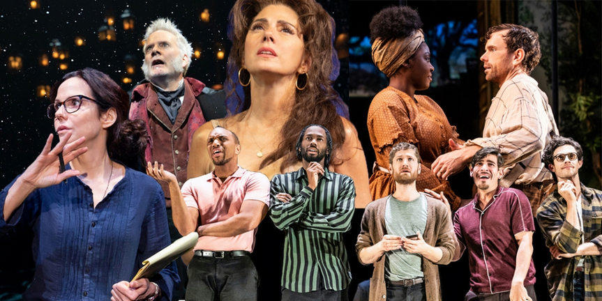 Listen to Tracks from All Five Tony Nominees for Best Original Score Photo