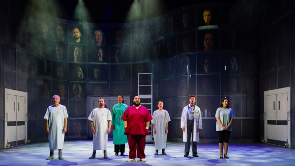 Photos: Theatre Royal Plymouth Presents NHS THE MUSICAL