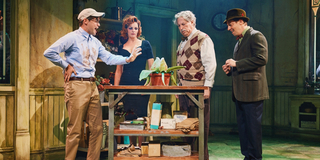 Photos: First Look at Jeremy Jordan, Tammy Blanchard & Christian Borle in LITTLE SHOP OF Photo