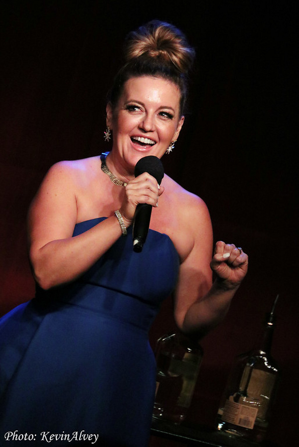 Photos: The Cast Of COMPANY Hits the Stage at Birdland to Raise Funds for Darkness Rising