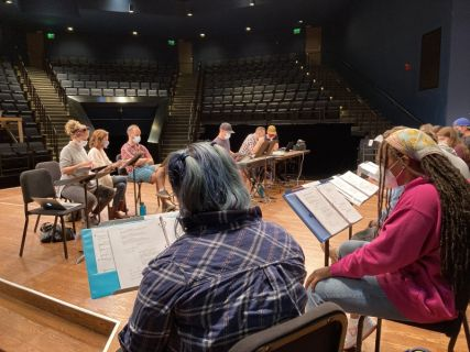 BWW Feature: ĬMÁGEN 2021 - PARTICLE is a New Musical at Wharton Center's Pasant Theatre!