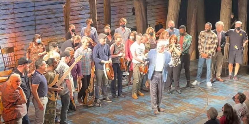 VIDEO: COME FROM AWAY Reopens On Broadway! Photo