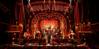 MOULIN ROUGE! Resumes Performances on Broadway Tonight! Photo
