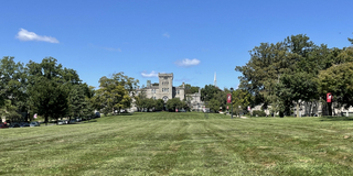 Student Blog: Welcome Fall! Photo