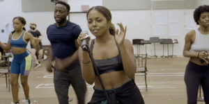 TINA Company is Rollin' Back Into Rehearsals Video
