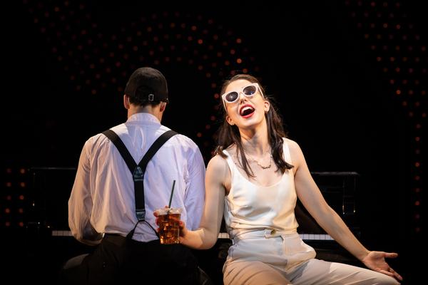 Molly Lynch and Oli Higginson Photo