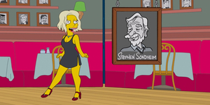 THE SIMPSONS Go Broadway in New Clip! Video