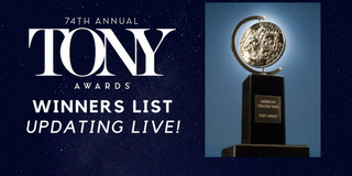 The 2020 Tony Awards Winners List- Updating Live! Photo