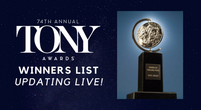 All of the Winners from the 2020 Tony Awards!