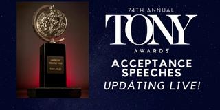 Recap the 2020 Tony Awards Acceptance Speeches Photo