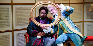 BWW Interview: Sidney Outlaw of MOZART AND SALIERI at Opera San José Finds Himself Enterin Photo