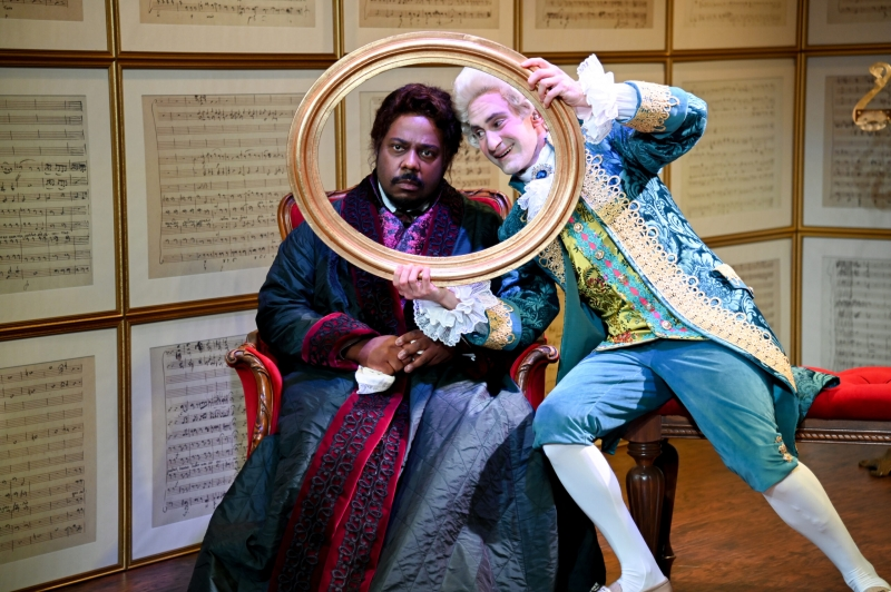 BWW Interview: Sidney Outlaw of MOZART AND SALIERI at Opera San José Finds Himself Entering the Prime of His Career