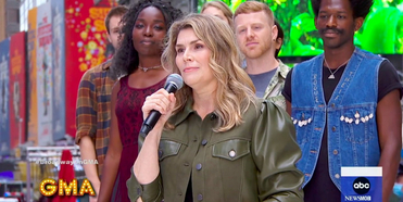 VIDEO: Watch the Cast of JAGGED LITTLE PILL Perform on GOOD MORNING AMERICA Photo