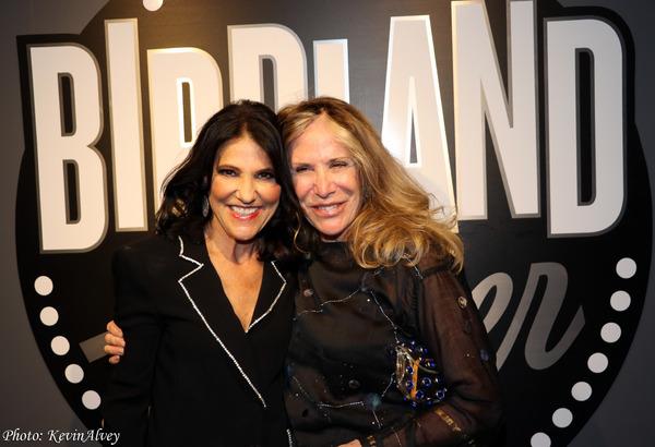 Photos: Susan Mack at Birdland Theater 'Music In The Air'