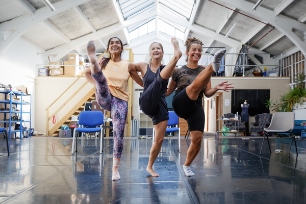 Photos: Go Inside Rehearsal for SPINNING WHEEL from The Wardrobe Ensemble