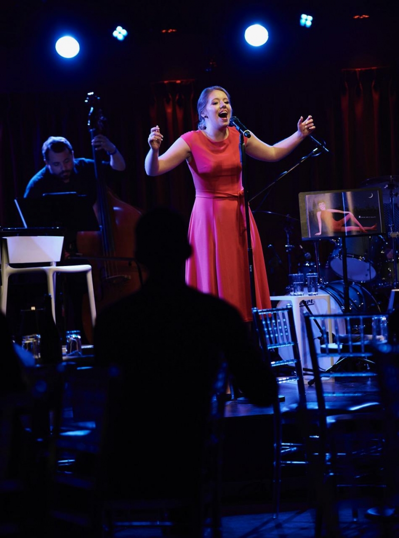 BWW Review:  A Is For Audra, but H Is For Hannah Jane & The LADY LEGENDS OF BROADWAY At The Greenroom 42