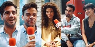 VÍDEO: Entrevistamos a los protagonistas de GHOST, EL MUSICAL Photo